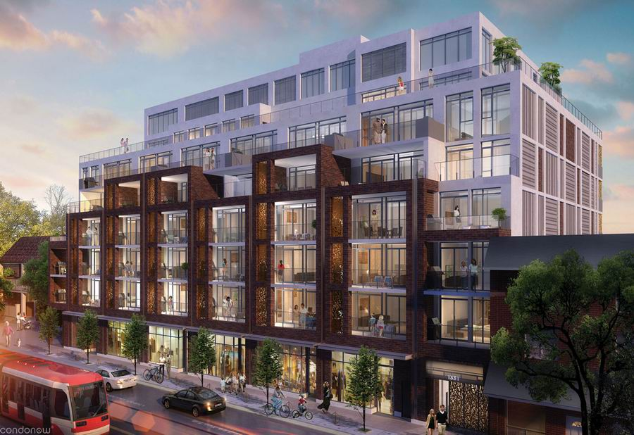 Leslieville Condos for sale